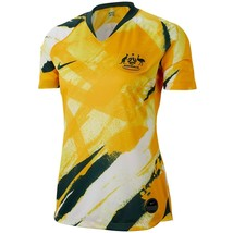 New Nike Australia Home Women Soccer Jersey AJ4388-397 Size S - $39.55