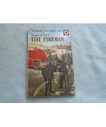 Vintage 1962  Lady Bird Book People At Work Firemen Series 606B - $7.94