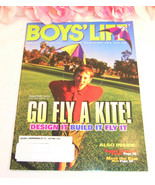 Boys Life Magazine March 2000 Go Fly A Kite Design Build Fly Bear Man Wrestling - $4.99
