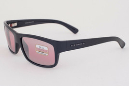 Serengeti Martino Shiny Black / Sedona Sunglasses 7841 - $214.62