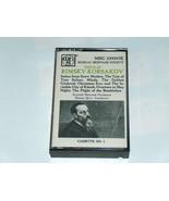 1984 Nikolai Rimsky-Korsakov Écossais National Orchestra Neeme Jarvi Cas... - $18.41