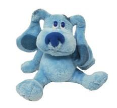 """5 """" Ty Bonnet Copains Bleu BLUE'S Clues Assis 2006 Animal en Peluche Jouet - $23.14"""