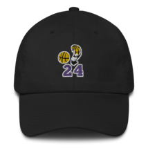 kb hat / mamba hat / basketball hat / Cotton Cap image 2
