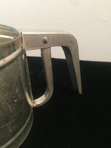 Vintage 50s Foley aluminum hand sifter image 3