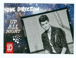Zayne Malik trading card (One Direction 1D) 2013 Panini Up All Night #12 - $4.00