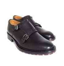 Talla Hebilla VALENTINO US Zapatos 1799353 s Oxford NUEVO Negro 8 Cuero wY8Eqgzx