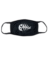 Jolly Pirate Fish - Cotton Reusable Face Mask - $14.95