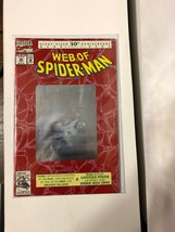 Web Of Spider-Man #90 - $22.00
