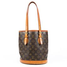 Louis Vuitton Monogram Petit Bucket Bag - $610.00