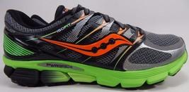 Saucony Zealot ISO Men's Running Shoes Size US 8 M (D) EU 41 Gray S20269-3