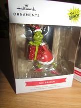 Hallmark Dr Seuss The Grinch Christmas Ornament New - $14.95