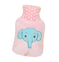 500 ML Ideal for Quick Pain Relief,Hot Water Bottle,Elephant (Cover May Random) - $17.92
