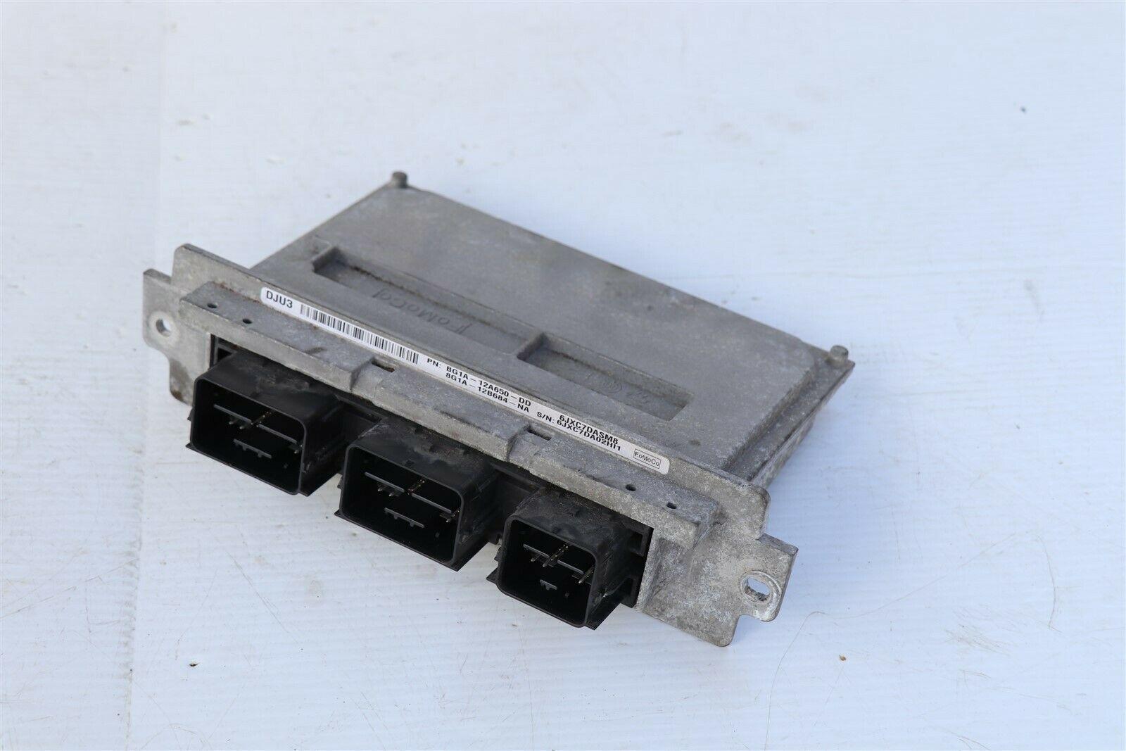 Ford ECU ECM PCM Engine Computer Module bg1a-12a650-dd