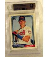 1992 Topps Traded Nomar Garciaparra Beckett BGS 9.5  - $12.49