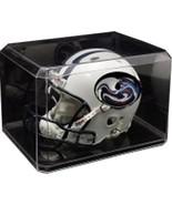 Football Mini Helmet Clear Display Case Holder - $9.95