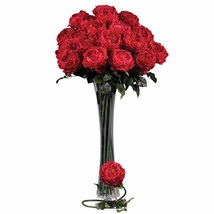 "31"" Large Rose Stem (Set of 12) - $78.64"