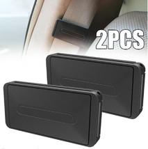 2 Car Seat Belt Clip Safety Clamp Adjuster Buckle Improves Comfort Unive... - $5.72