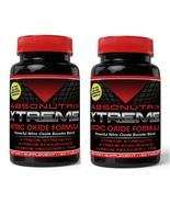 Absonutrix Nitric Oxide Formula 3000mg 120 Tabs L-Ariginine Workout Supp... - $37.99