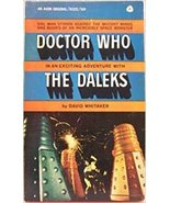 Doctor Who In An Exciting Adventure With The Daleks - Paperback ( Ex Cond.) - $78.80
