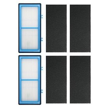 Extolife 2 HEPA + 4 Carbon Booster Filters for Holmes AER1 HEPA Type Tot... - €17,71 EUR