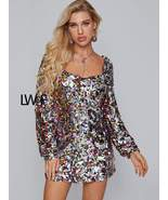 I Am Special Babe Sequin Bodycon Dress - $109.00
