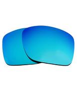 Replacement Lenses for Oakley Turbine Sunglasses Anti-Scratch Blue Mirror - $7.66