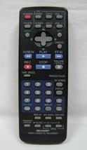 Sharp RRMCG0172AJSA Original Vcr Remote VCA373, VCA572, VCA574U, VCA572U - $14.89