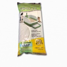 Purina Tidy Cats Breeze Litter System Refill Odor Control Pads - 4 Pads ... - $13.84