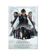 Fantastic Beasts the Crimes of Grindelwald movie poster - High Quality... - $36.00