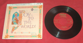 45 rpm roger wagner chorale joy to the world Capitol Classics record 835... - $13.75