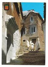 North Aftirca Morocco Chaouen Medaka Street 4X6 FiSA Postcard - $3.99