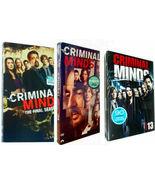 Criminal Minds Seasons 13 14 15 13-15 (DVD,13-Disc, Region 1) Brand New - $42.99