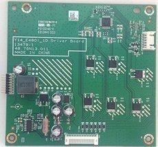 Vizio Driver Board 55.76N04.B01 for E480i-B2 LWZQPODP