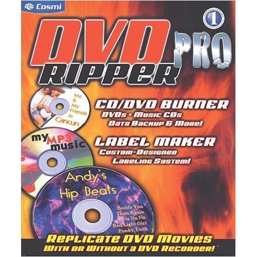 COSMI DVD Ripper Pro ( Windows )