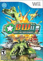 Battalion Wars 2 (Nintendo Wii, 2007) - $4.65