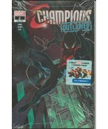 Champions Outlawed #1 2020 Walmart Exclusive Marvel Comics 3 Pack Miles ... - $37.18