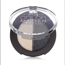Maybelline Eye Studio Color Molten Cream Eye Shadow, Midnight Morph - $5.99