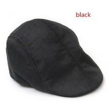 VORON new Summer beret men design linen hat women autumn and winter bere... - $9.35