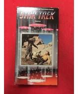 Star Trek Classico VHS con Previews - Arena - $15.66