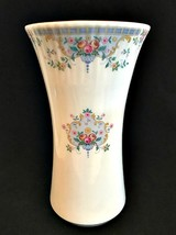 Royal Doulton Vase Juliet Vintage Fine Bone China 1981 England H 5077 9 inches - $74.24