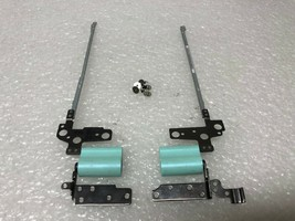 434.04A04.0003 HP 11-K light green teal hinges left right w screws hinge... - $24.75