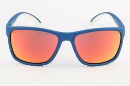 Red Bull Spect TWIST 011 Blue / Orange Mirror Sunglasses TWIST-011 - $98.01