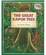 The Great Kapok Tree by Lynne Cherry;Amazon Rain Forest;Reading Rainbow;... - $9.99
