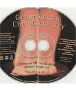 General Chemistry Ver.3 by Brooks/Cole for Windows 98/Me/NT/00 & Macinto... - $14.85
