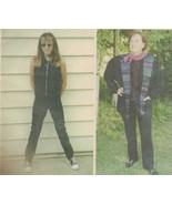 Misses Teens Stovepipe Straight Leg Pants MacPhee Workshop Sew Pattern 1... - $9.99