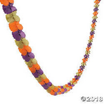Fall-Colored Garland - $5.11