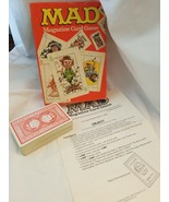 MAD Magazine Card Game Rare with all 80 cards and instructions - $222.75