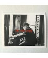 1941 Conductor Driving Interior View Subway Car 7026 New York City Photo... - $19.79