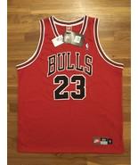BNWT NWT Authentic Nike 1997-98 Chicago Bulls Michael Jordan Red Jersey ... - $899.99
