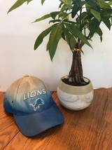 Rare Vintage Mens Adult Pro Line NFL Lions Hat PUMA ONE SIZE Fits All Sh... - $98.98